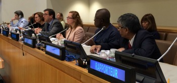 Fifth session of the UN Open-Ended Working Group on Ageing, New York, USA