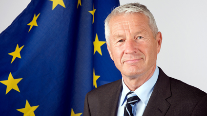 Thorbjørn Jagland, Secretary General of the Council of Europe since 2009